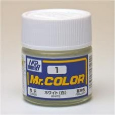 Mr.Color 1 Gloss White