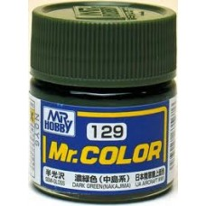 Mr.Color 129 Dark Green (Nakajima)
