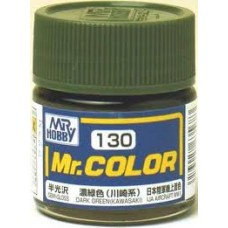 Mr.Color 130 Dark Green (Kawasaki)
