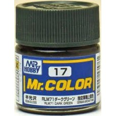 Mr.Color 17 RLM71 Dark Green
