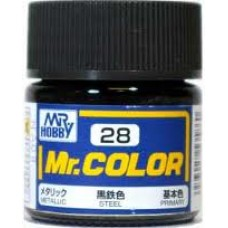 Mr.Color 28 Steel