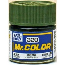 Mr.Color 320 Dark Green