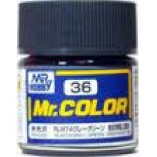 Mr.Color 36 RLM74 Gray Green
