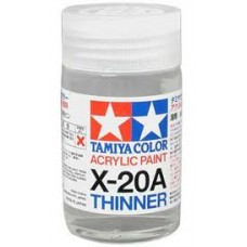Tamiya Color X-20A Thinner 46ml