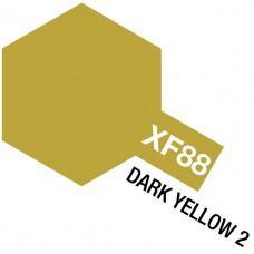 Tamiya Color XF-88 Dark Yellow 2