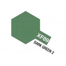 Tamiya Color XF-89 Dark Green 2