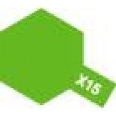 Tamiya Color X-15 Light Green