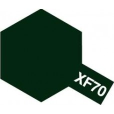Tamiya Color XF-70 Dark Green 2 (IJN)