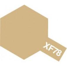Tamiya Color XF-78 Wooden Deck Tan