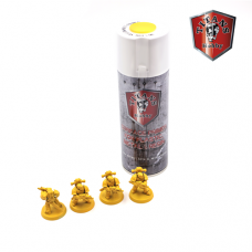 Titans Hobby Imperial Yellow Matt Primer Spray