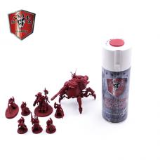 Titans Hobby Royal Red Matt Primer Spray
