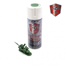 Titans Hobby Emerald Green Matt Primer Spray