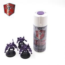 Titans Hobby Magic Purple Matt Primer Spray