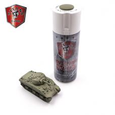 Titans Hobby Military Green Matt Primer Spray