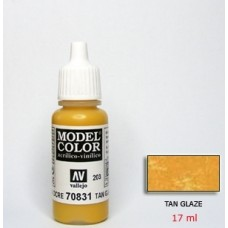 Vallejo 70831 Tan Glaze