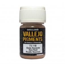 Vallejo Pigments 73118 New Rust