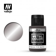 Vallejo Metal Color 77721 Burnt Iron