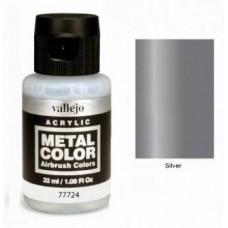 Vallejo Metal Color 77724 Silver