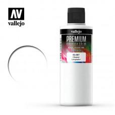 Vallejo 63.067 Premium Airbrush Cleaner 200ml