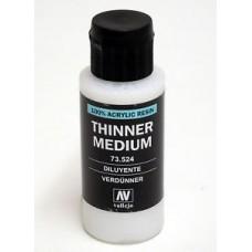 Vallejo 73.524 Thinner Medium 60ml