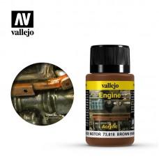 Vallejo 73.818 Brown Engine Soot